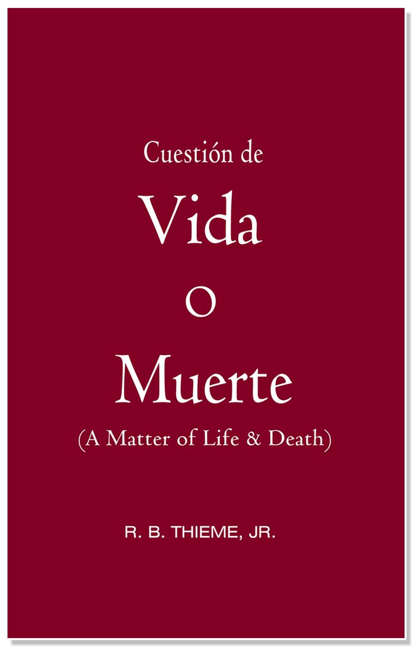 Cuestión de Vida o Muerte