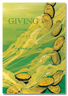 Giving: Gimmick or Grace?