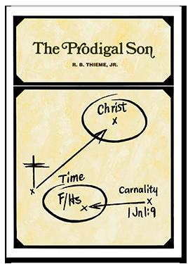 R  B  Thieme, Jr , Bible Ministries — The Prodigal Son